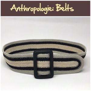 "Anthro ""Lap Around Belt"""